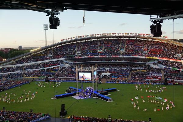 Gothia Opening Ceremony