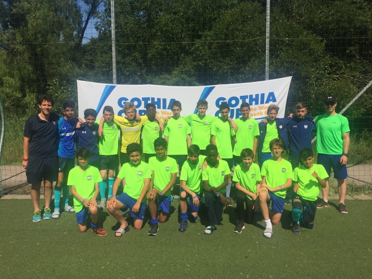 gothia tournament