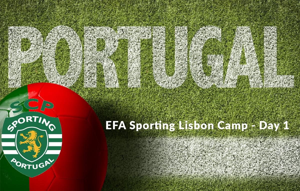 Sporting, Lisbon, Camp